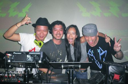 Disco Stepchild hong kong hk djs