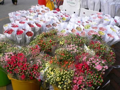 The Flower Market, Prince Edward