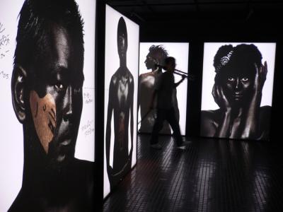 Wing Shya's XLARGE photo exhibit