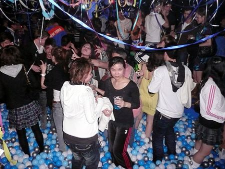 adidas party hong kong hk china