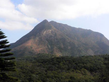 lantau mountain hk