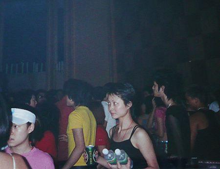 HK rave party hong kong