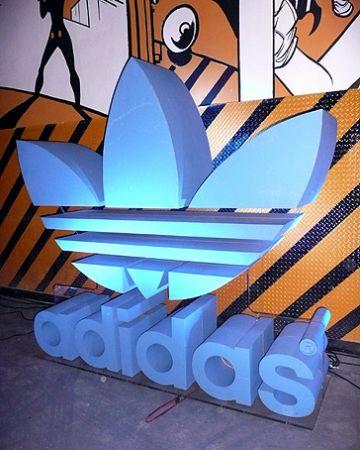 adidas china hk hong kong party