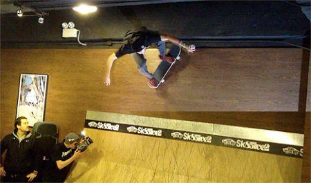 vans indoor skatepark hong kong hk china