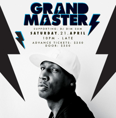 grand master flash hong kong hk