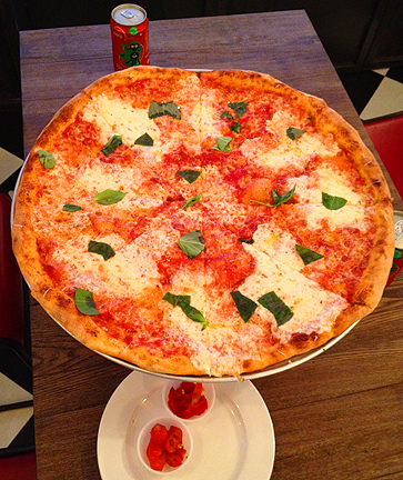 hong kong best pizza by slice ny style