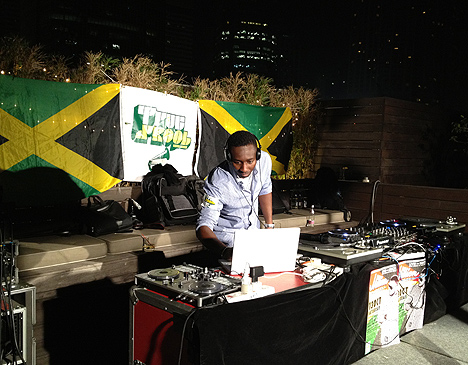 Million Stylez reggae dancehall dj prince hong kong hk china