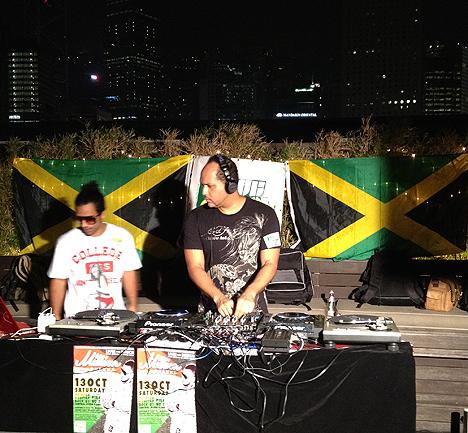 DJ Gruv True skool school anniversary hong kong hk party