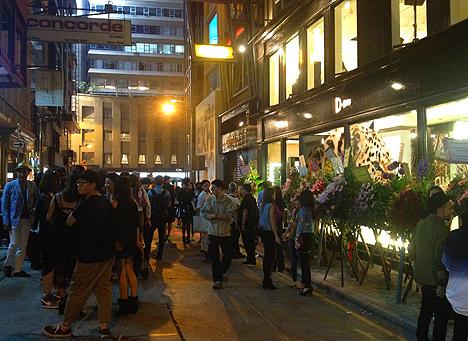 d-mop beauty on lan street hong kong hk