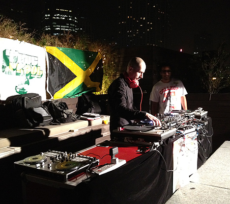 lion scratch dj man logik true skool anniversary reggae hong kong