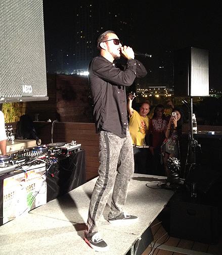 million stylez reggae singer true skool anniversary school hong kong hk