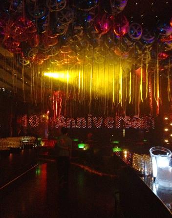 dragon i 10th anniversary dj luciano hong kong hk