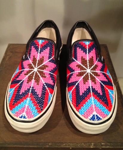 clot x vans tribesmen holiday sneaker shoe hong kong crossover