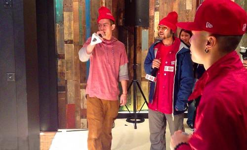 edison chen MC Yan Chef clot hong kong