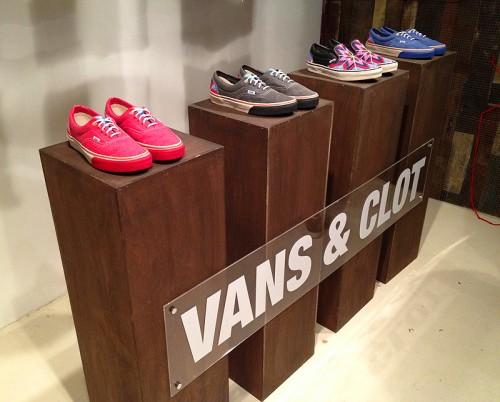 vans clot tribesman sneakers shoes hong kong store hk