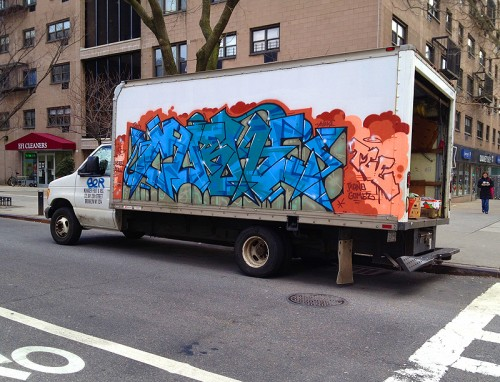 new york graffiti ny nyc manhattan art
