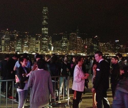 superga sneakers launch party hong kong hk china