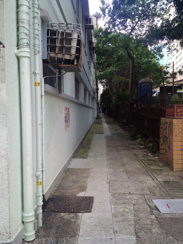 location mongkok graffiti wall of fame hong kong hk