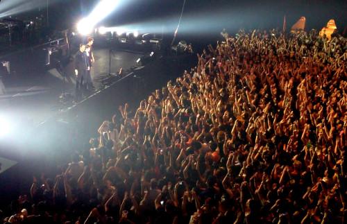 the xx concert kitec kowloon bay hk hong kong band show