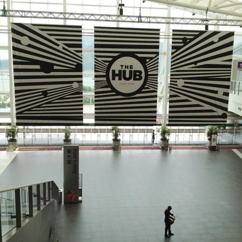 the hub fashion trade show hong kong hk asia world expo 2014