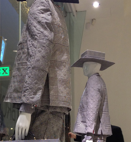 thom browne jacket padded quilted store shop hk
