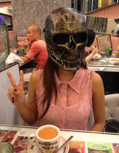 halloween hong kong party alive not dead hk