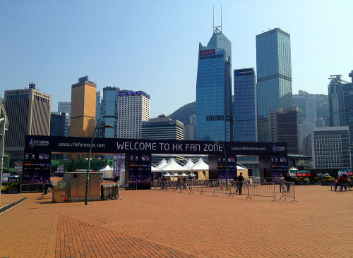 hkfanzone hong kong hk outdoor concert music festival