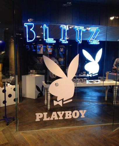 lane crawford blitz playboy 60th anniversary hong kong