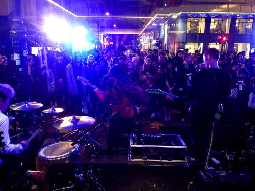 The Yours hong kong band hk rock music