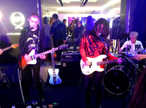 the yours hong kong rock band hk music