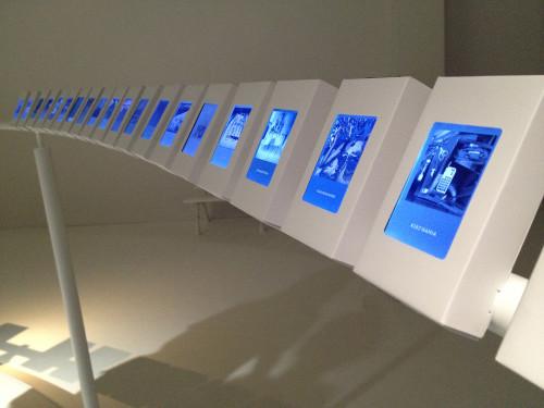 chanel surfboard j12 exhibition