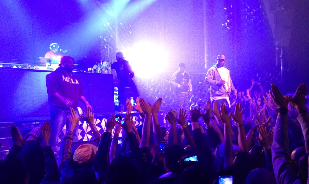 Wu Tang Clan Raekwon Ghostface cubic macau video
