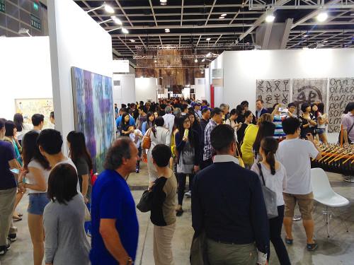 art basel hong kong fair hk painting
