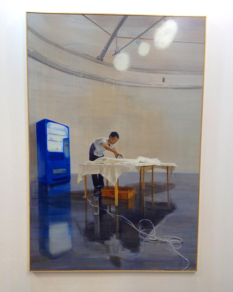 jina park korean painter seoul art basel