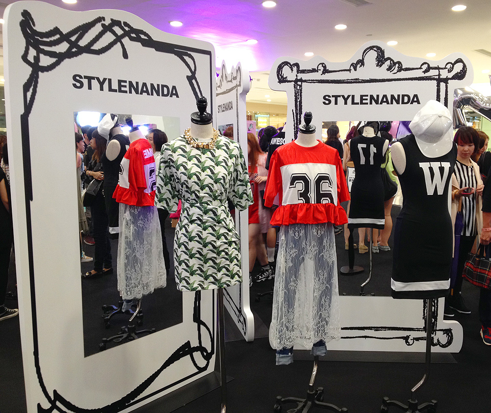 stylenanda clothing style nanda hk hong kong shop