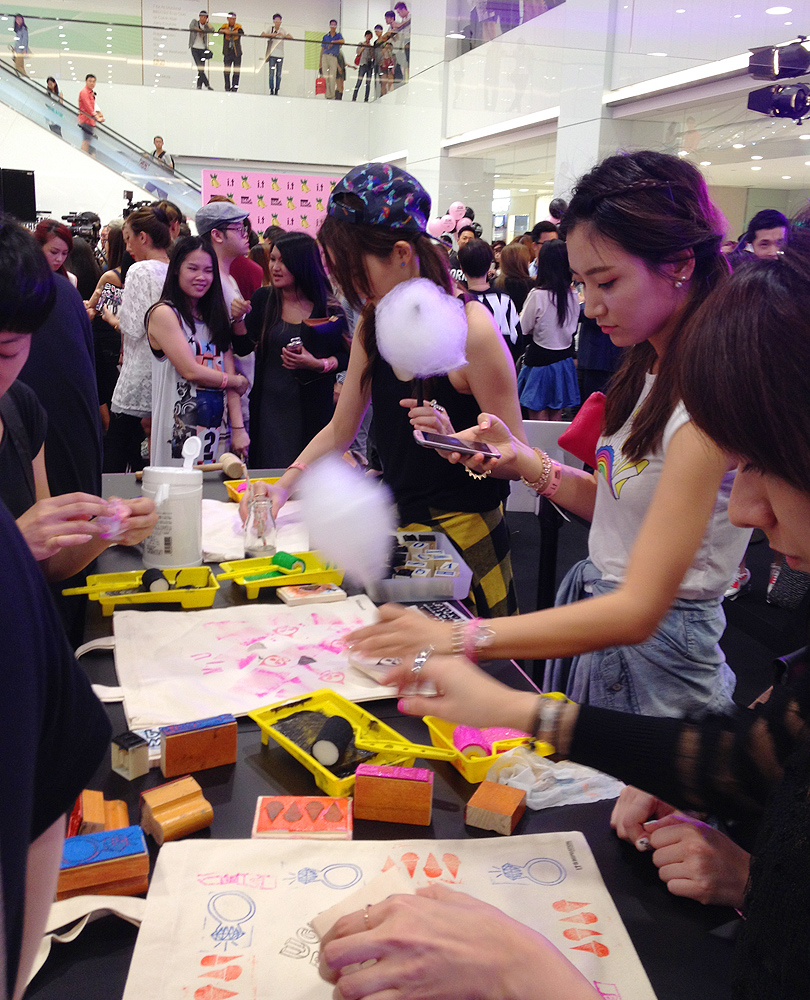 style nanda store shop hk hong kong address