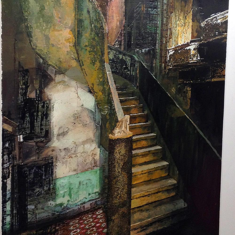 yuan yuan painting painter hangzhou china chinese art basel