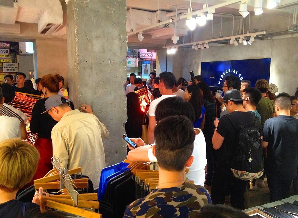 Nike lab store opening nikelab shop