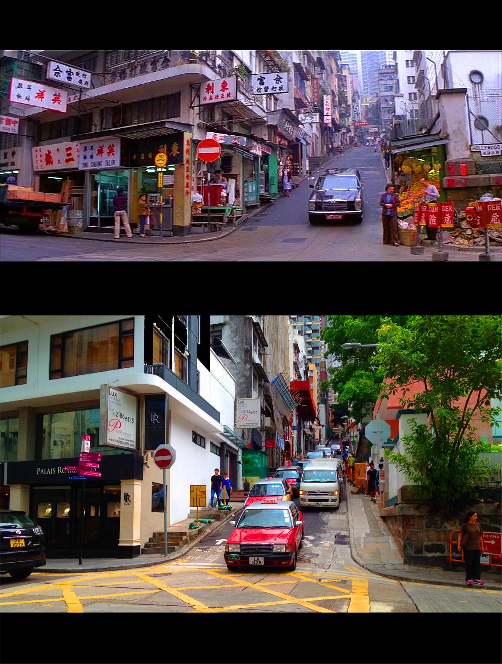 pmq hk address 35 aberdeen street hong kong night market