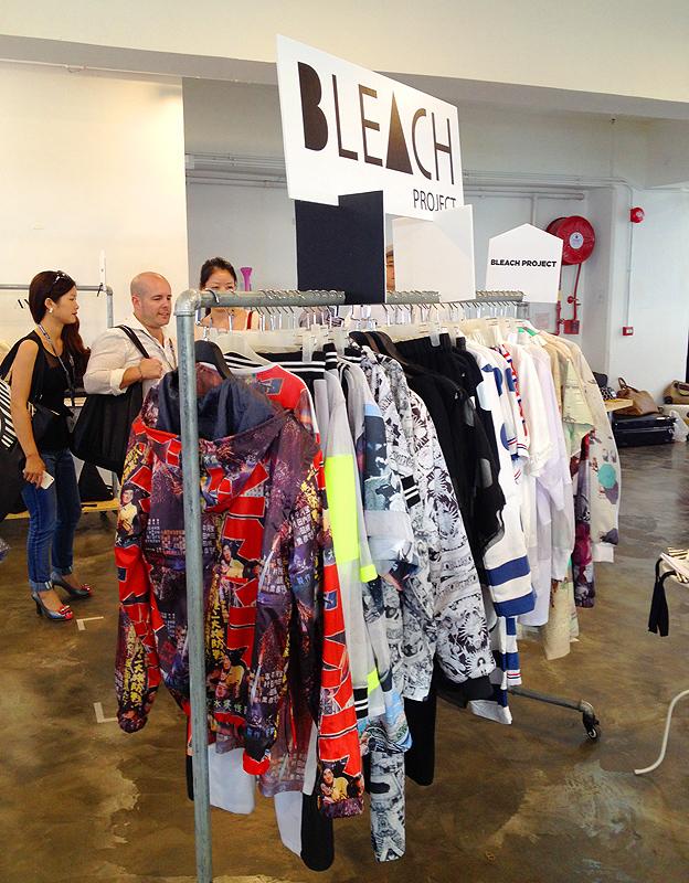 bleach brand bali fashion