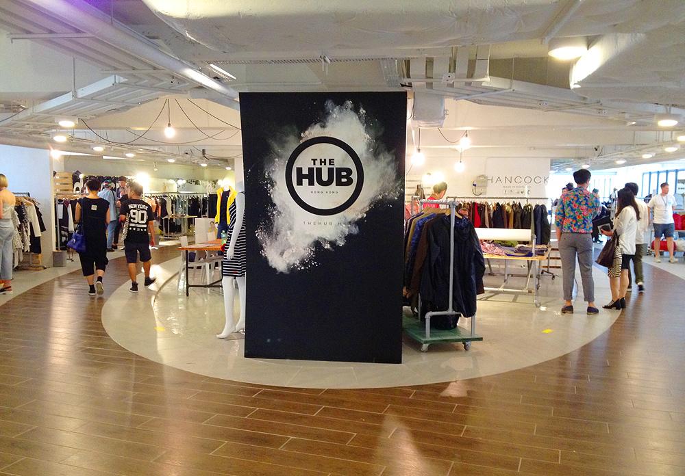 the hub hong kong hk fashion trade show d2