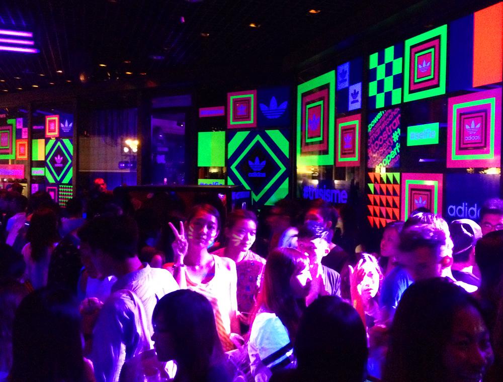 adidas selfie party hong kong hk dragon i