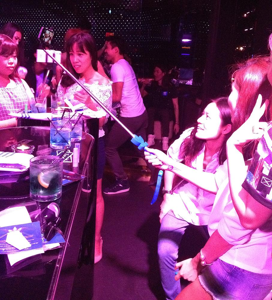adidas selfie party thisisme hong kong hk