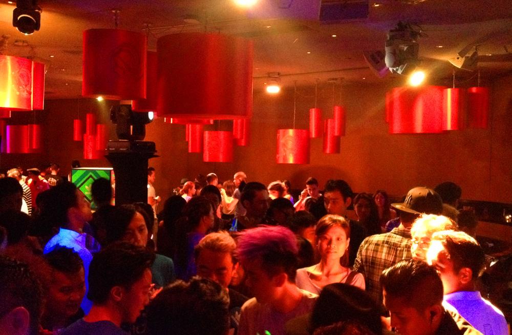 dragon-i club hong kong hk adidas party