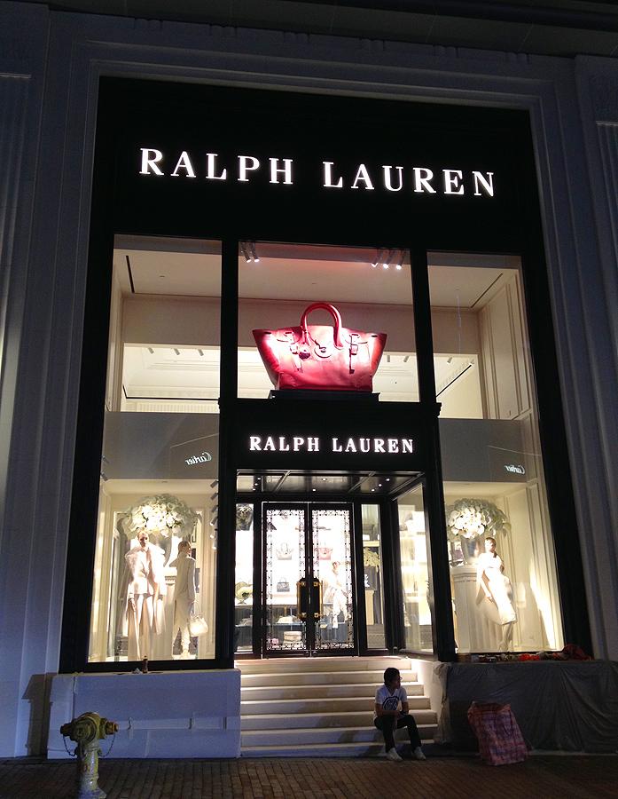 ralph lauren hk shop address flagship store hong kong