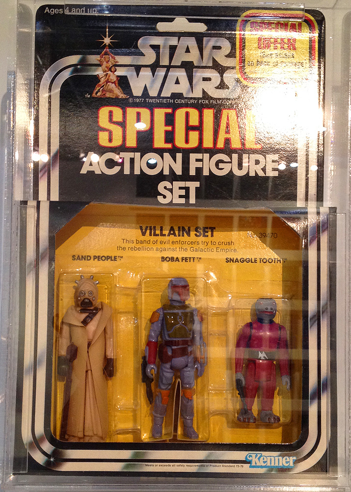 star wars figure collectible nigo only lives twice auction