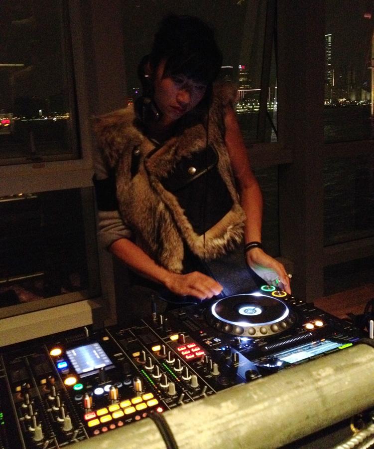 mimi xu DJ misty rabbit paris