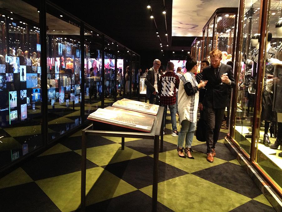 prada sphere hong kong hk china exhibit show store