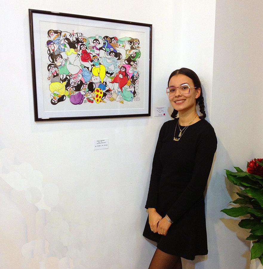 catherine grossreider hong kong hk art artist exhibit painting