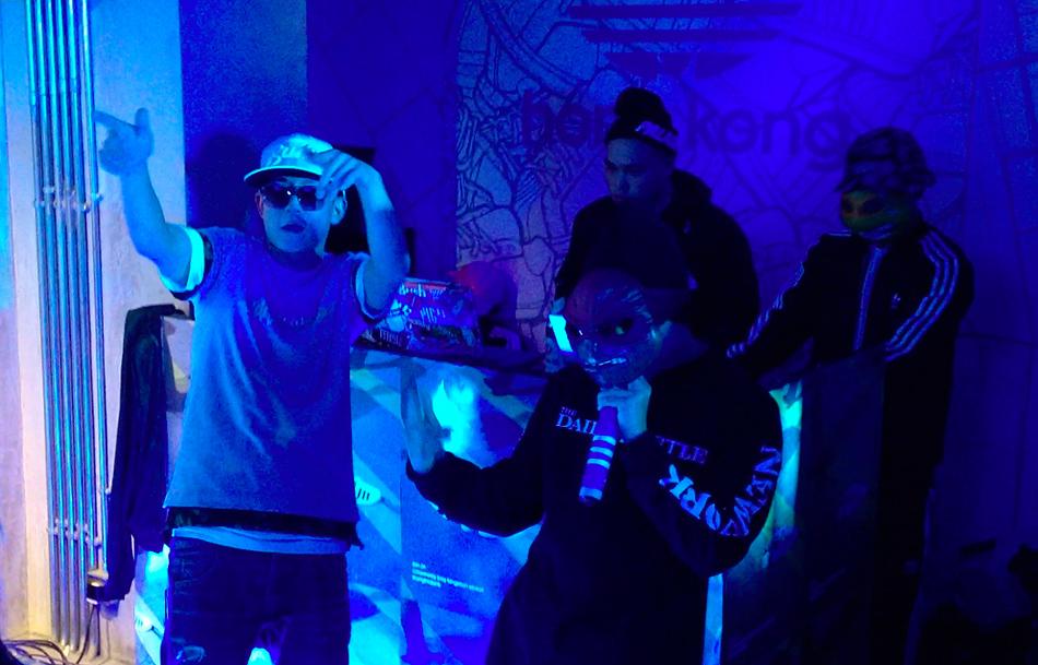 4pk hong kong hk hip hop group chef